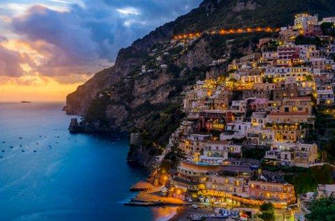 4 napos kalandos körutazás Dél-Olaszországban