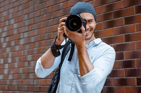 Stúdió vagy szabadtéri fotózás