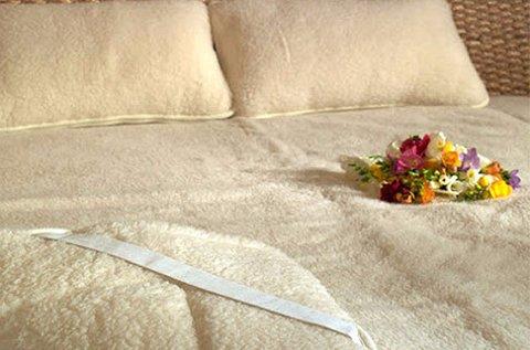 Gyapjú ágynemű garnitúra
