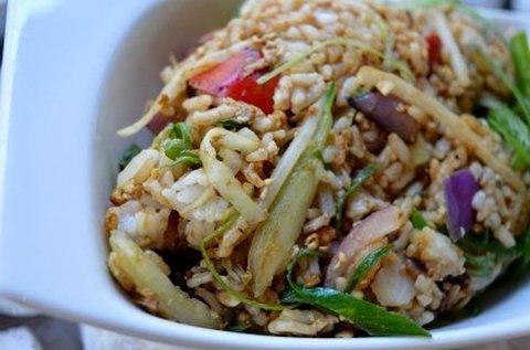 Vegyes páros menü 3-3 fogással, távol-keleti ízekkel