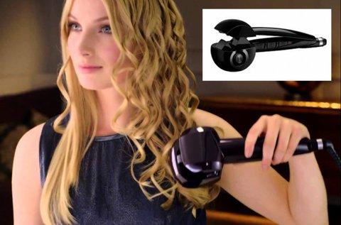 Elektromos Balalisi automatikus hajgöndörítő