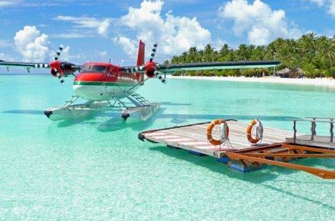 Mesés nyaralás a Maldív-szigeteken repülővel