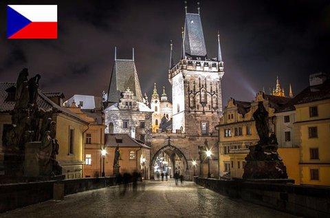 3 napos téli feltöltődés Prágában