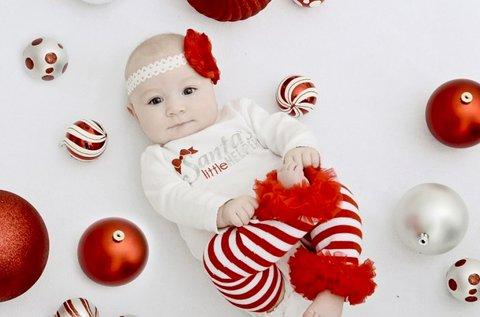 Profi karácsonyi fotózás választható témában