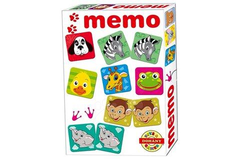 Memóriajátékok és dominó választható mintával