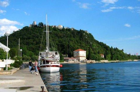 8 napos vakáció a horvátországi Omisalj-ban