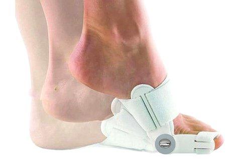 Fix bütyökkorrigáló ortopédiai eszköz