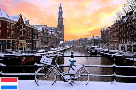 3 napos kiruccanás a meseszép Amszterdamba
