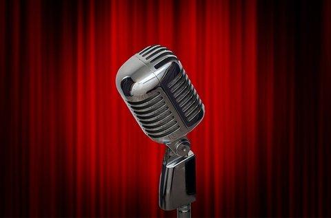 Stand Up előadás bisztróvacsorával