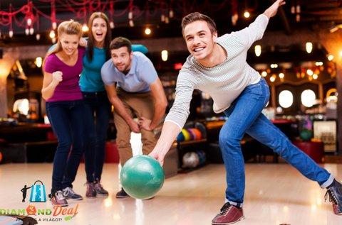 2 óra bowling és korlátlan nachos fogyasztás