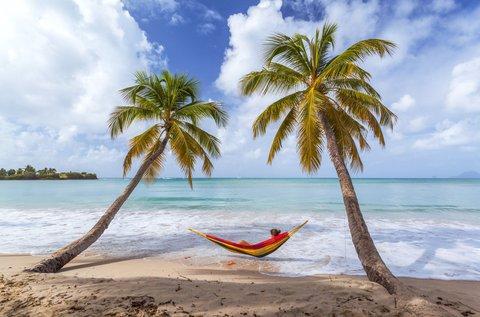 Karibi luxusnyaralás Martinique-ban, repülővel
