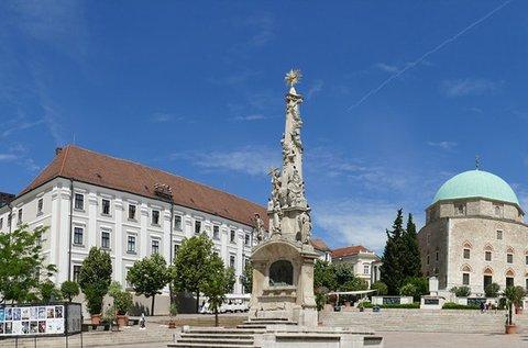 3 napos pihenés Pécs szívében