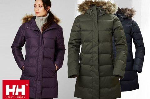 Helly Hansen női téli kabátok kapucnival