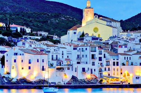 1 hetes romantikus nyaralás Malgrat de Mar-on