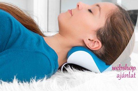 Stresszoldó, relaxációs nyaktámasz