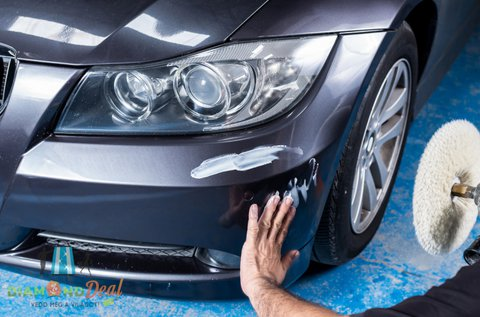 Autópolírozás a karcmentes ragyogásért