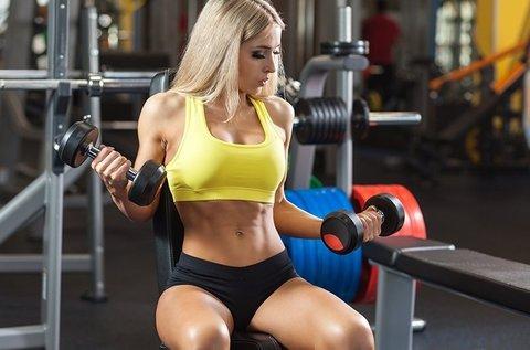 Havi korlátlan bérlet fitness órákra és kardio-terembe