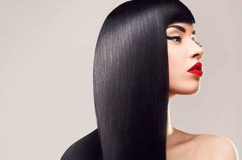 Botoxos hajkezelés az elvékonyodott hajra