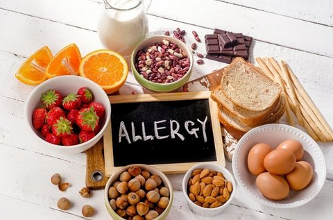 Ételintolerancia, allergia és Candida-teszt