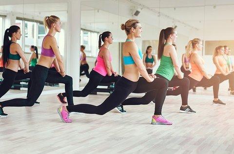 10 alkalmas aerobic vagy szauna bérlet