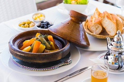 Kulturális és gasztroélmény marokkói vacsorával