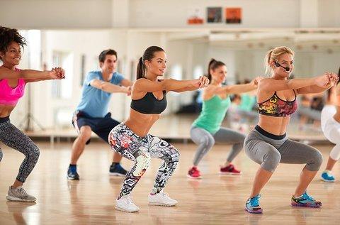 10 alkalmas alakformáló tánctréning edzés