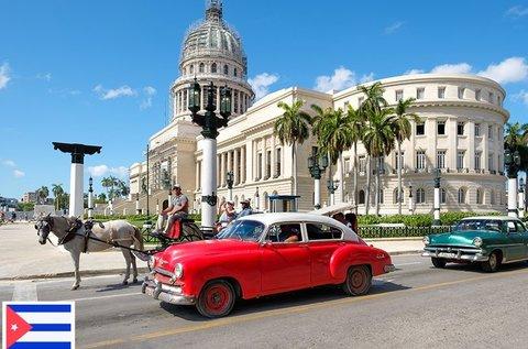 All inclusive nyaralás Kubában repülővel