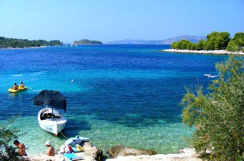 6 napos tengerparti nyaralás Horvátországban