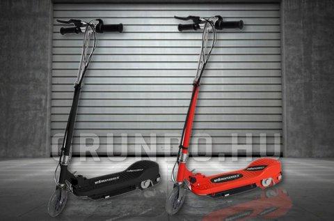 Elektromos roller fekete vagy piros színben