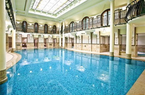 Egész napos wellness a Corinthia Hotelben