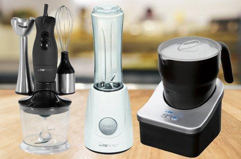 Clatronic konyhai kiegészítő gépek