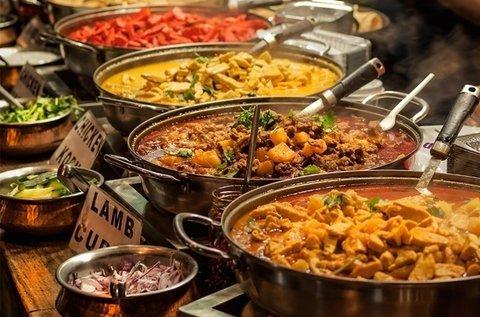 Egzotikus indiai főzőkurzus