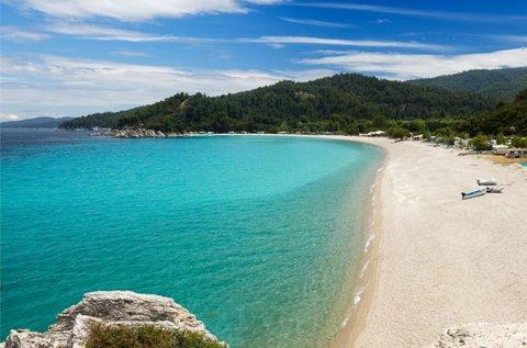Nyaralás Görögországban, Olympic Beachen