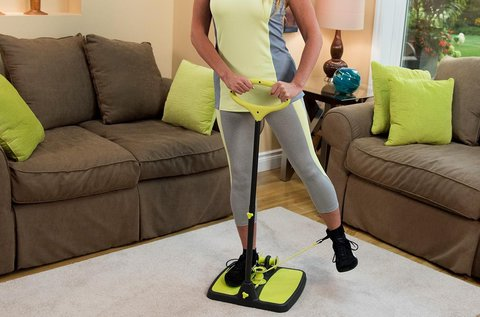 Alsótest trainer a kerek formáért