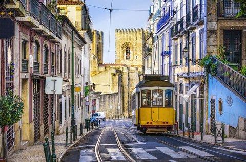 4 napos utazás a mesés Lisszabonba