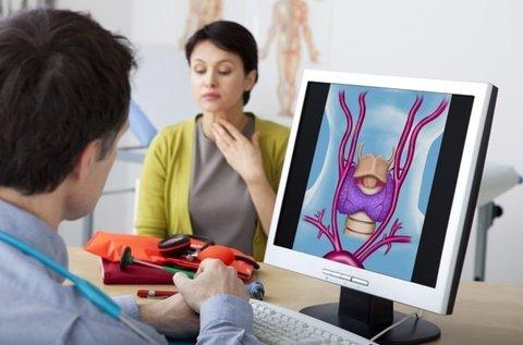 Teljes pajzsmirigy, gyomor- és bélfunkciós vizsgálat
