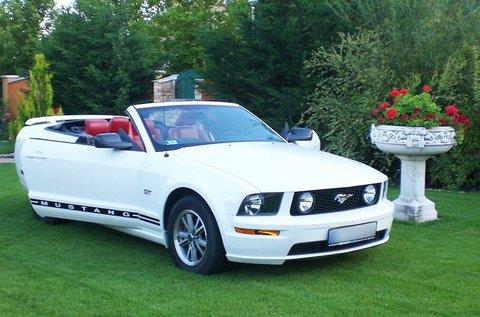 Ford Mustang Cabrio bérlés 1 napra