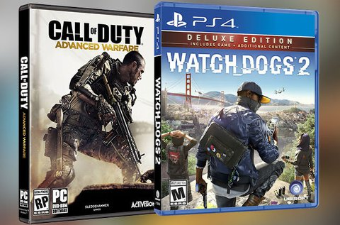 Eredeti játékok PC-re, PS4-re és Xbox-ra