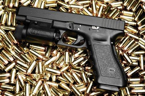 60 lövés 4 legendás fegyverrel
