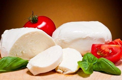 Parenyica és mozzarella sajtkészítő workshop