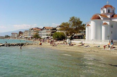 1 hetes vakáció Görögországban 4 főnek