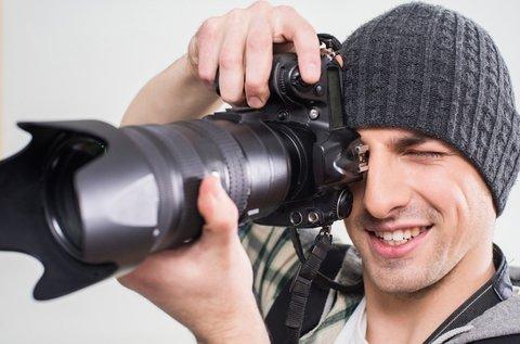 Stúdió- vagy szabadtéri fotózás