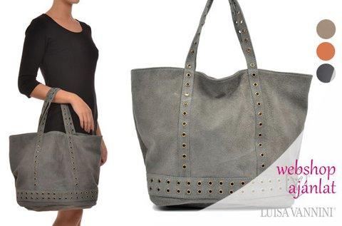 Lusia Vannini Young táska szegecses díszítéssel