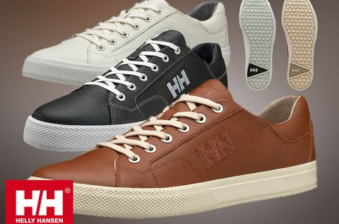 Helly Hansen Fjord LV-2 stílusos bőr férfi sportcipő