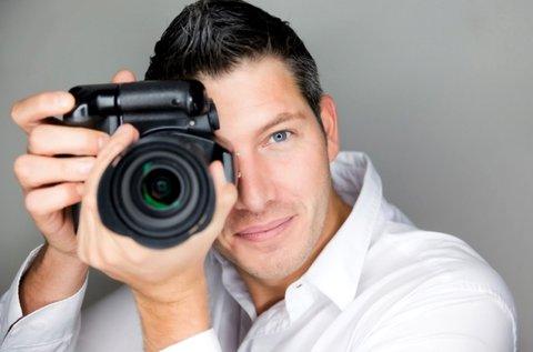 Profi fotózás műteremben vagy szabadtéren