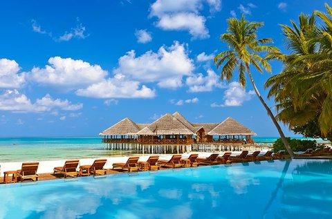 1 hetes álomnyaralás a Maldív-szigeteken repülővel