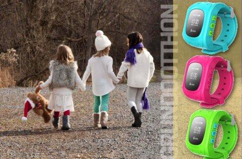 GPS gyermek karóra 66 csatornával