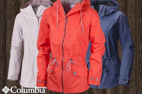 Columbia  víz-, szélálló és lélegző női dzseki