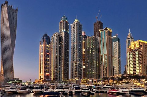 Repülős utazás a mesés Dubai-ba