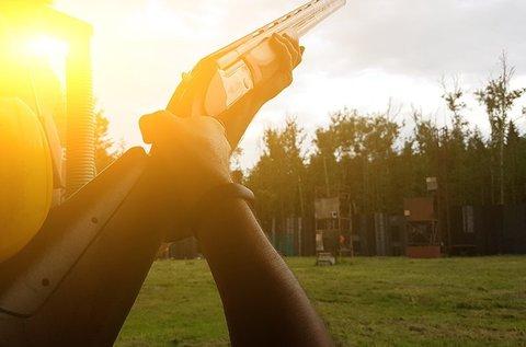 30 lövés Remington vadászpuskával